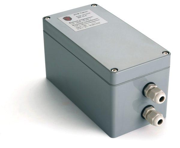ТИРЭКС БП 12-4-3.7А (DC), Блок питания наружного применения