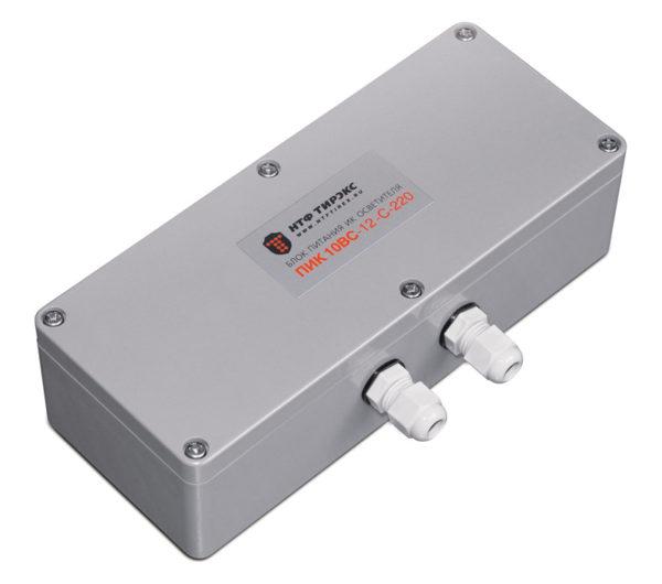 ТИРЭКС БП 60 - 1400, драйвер для светодиодных осветителей видимого света