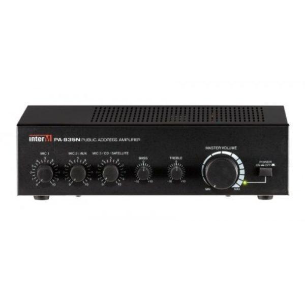 Трансляционный микшер-усилитель PA-935N PA-935N