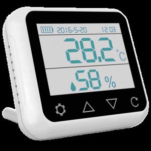 TS-THD - Детектор температуры и влажности