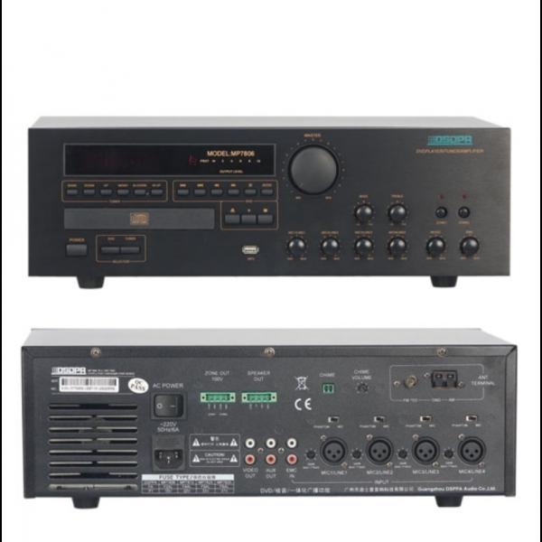Усилитель-микшер MP-7806