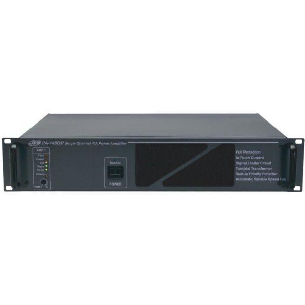 Усилитель мощности 4-х канальный 4х240 Вт, 100 В PA-424DP