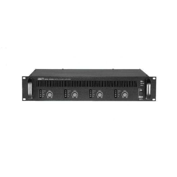 Усилитель мощности цифровой, 3х300 Вт DPA-300T