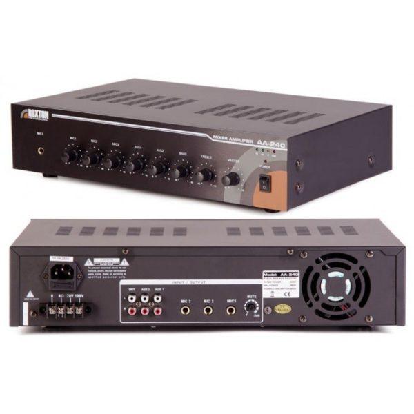 Усилитель трансляционный, 240 Вт АА-240