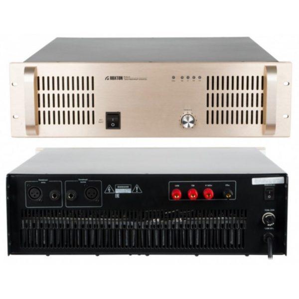 Усилитель трансляционный четырехканальный PA-8115