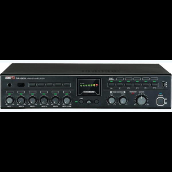 Усилитель трансляционный зональный PA-600