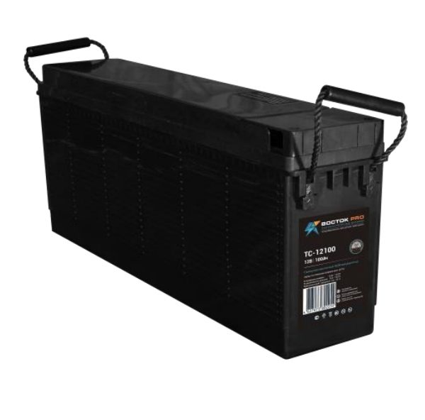 Восток Pro ТС-12100 (12V / 100Ah), Аккумуляторная батарея
