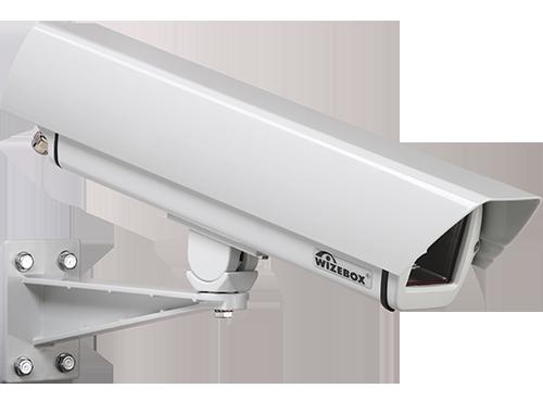 """Wizebox SV32-03/04, Термокожух с устройством передачи видеосигнала по """"витой паре"""" на 1500 м и грозозащитой (приемник и кронштейн МВ29 входят в комплект поставки)"""