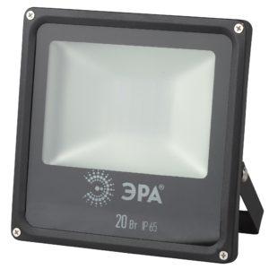 5055945541472 Прожекторы Стан ЭРА LPR-20-4000К-М SMD