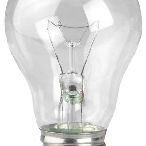 A50 40-230-Е27-CL Лампы НАКАЛИВАНИЯ ЭРА A50 груша 40Вт 230В Е27 цв. упаковка