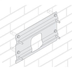 CAME PSMMA-B стальной кронштейн для настенного монтажа