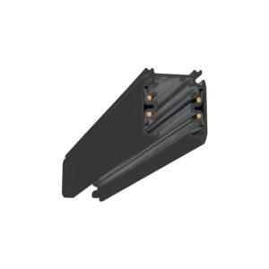 do_dl0201182 Трёхфазный алюминиевый шинопровод накладной/подвесной, 2 м, черный DL0201182