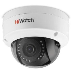 DS-I102 (6 mm) 1Мп уличная купольная IP-камера с ИК-подсветкой до 30м