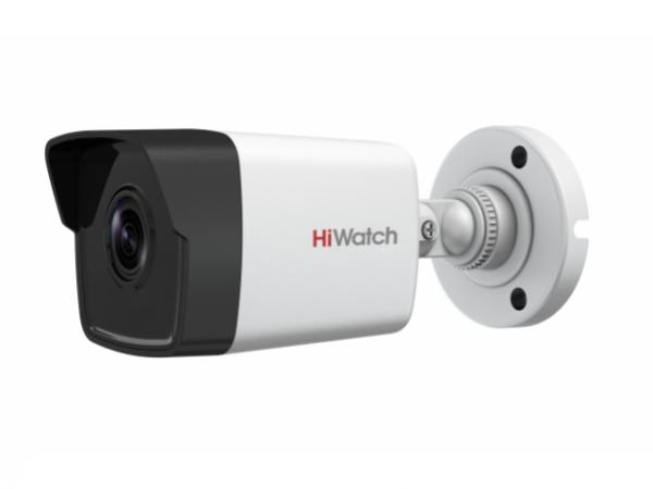DS-I250 (2.8 mm) 2Мп уличная цилиндрическая IP-камера с EXIR-подсветкой до 30м HiWatch
