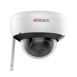 DS-I252W (2.8 mm) 2Мп внутренняя купольная IP-камера c EXIR-подсветкой до 30м и WiFi HiWatch