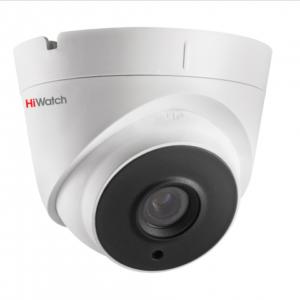 DS-I253M (4 mm) 2Мп уличная IP-камера с EXIR-подсветкой до 30м и встроенным микрофоном HiWatch