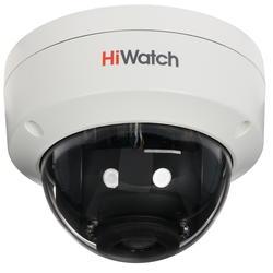 DS-I452 (2.8 mm) 4Мп уличная купольная IP-камера с ИК-подсветкой до 30м HiWatch