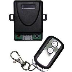 Комплект приемник + брелок, память 30, реле НЗ/НР, триггерный и испульсный режимы, частота 433 МГц, 12 В DC, 12 мА Smartec ST-EX001RF радиоуправление
