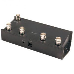 OSNOVO D-H104 разветвитель видеосигнала HDCVI/HDTVI/AHD
