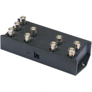 OSNOVO D-H108 разветвитель видеосигнала HDCVI/HDTVI/AHD