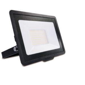 Прожектор (LED) 50Вт 4250лм 4000К IP65 черн. PHILIPS