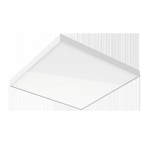Светильник (LED) 27Вт 6500К 3300Лм встр/накл (без рас-ля) 595х595х50мм VARTON