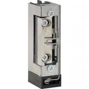 Защелка электромеханическая симметричная, HЗ, без планки, мониторинг, регулируемый язычок, 12V AC/DC - 300мА Smartec ST-SL351MNC защелка электромеханическая замок