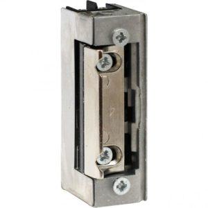 Защелка электромеханическая симметричная, HЗ, без планки, регулируемый язычок, 12V AC/DC - 300мА Smartec ST-SL351NC защелка электромеханическая замок