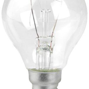 5055945522754 Лампа ЭРА ДШ (А45) 40Вт 230V E14 шарик, прозр. в цветной гофре