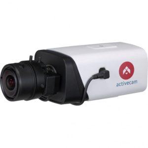 ActiveCam AC-D1140S 4 Мп уличная корпусная IP видеокамера, c PoE