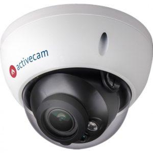 ActiveCam AC-D3123WDZIR3 2 Мп уличная купольная IP видеокамера с подсветкой до 30м, c PoE