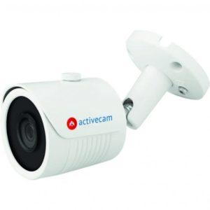 ActiveCam AC-H1B5 1 Мп уличная корпусная CVBS, CVI, TVI, AHD видеокамера с подсветкой до 30м