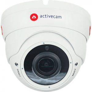 ActiveCam AC-H2S6 2 Мп уличная купольная CVBS, CVI, TVI, AHD видеокамера с подсветкой до 30м