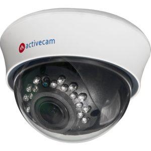 ActiveCam AC-TA363IR2 1 Мп купольная CVBS, CVI, TVI, AHD видеокамера с подсветкой до 20м