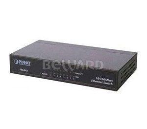 Beward FSD-803 8 портовый коммутатор
