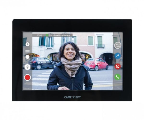 "BPT XTS 7IP BK WIFI 7"" цветной IP видеодомофон"