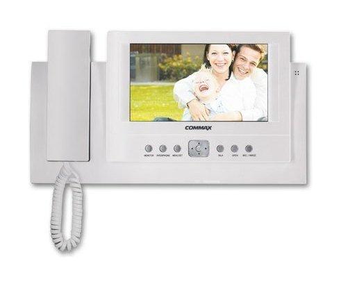 """Commax CAV-71B 7"""" цветной CVBS видеодомофон"""