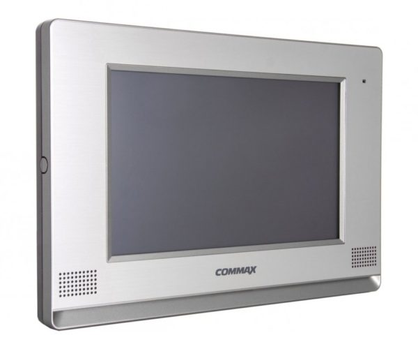 "Commax CDV-1020AE серебро 10"" цветной CVBS видеодомофон"