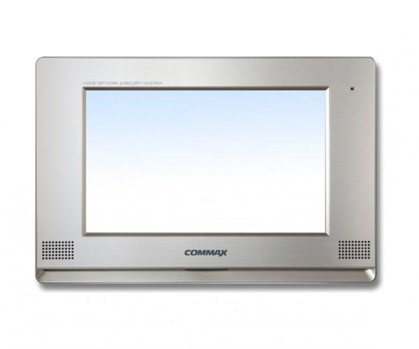 "Commax CDV-1020AE/VZ CDV-1020AE/Vizit серебро 10.2"" цветной CVBS видеодомофон"