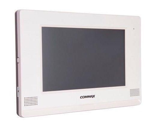 """Commax CDV-1020AQ белый 10.2"""" цветной CVBS видеодомофон"""