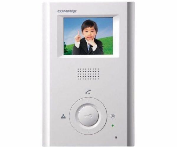 """Commax CDV-35H/XL белый 3.5"""" цветной CVBS видеодомофон"""