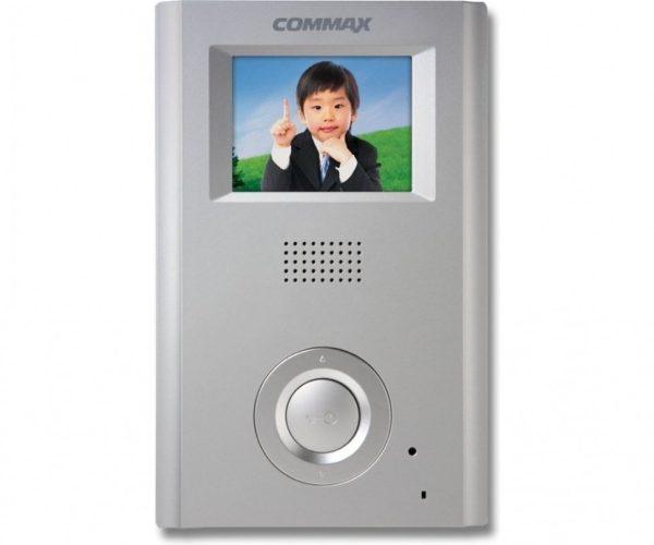 """Commax CDV-35H/XL серый 3.5"""" цветной CVBS видеодомофон"""