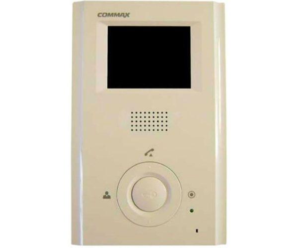 """Commax CDV-35HM/VZ перламутр 3.5"""" цветной CVBS видеодомофон"""