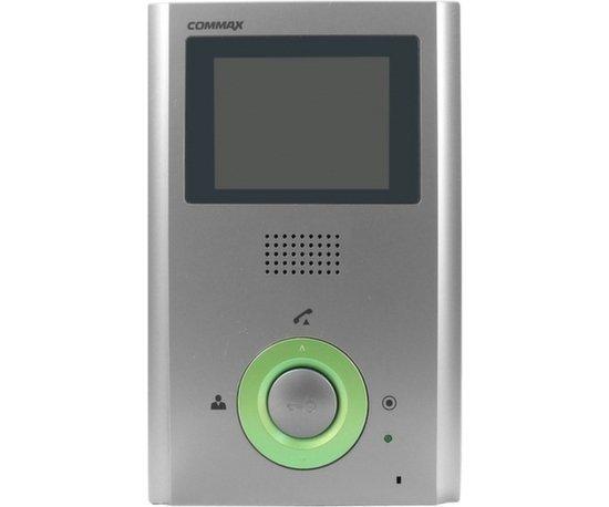 """Commax CDV-35HM/XL серый 3.5"""" цветной CVBS видеодомофон"""
