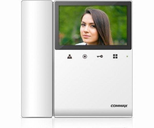 "Commax CDV-43K2/XL 4.3"" цветной CVBS видеодомофон"