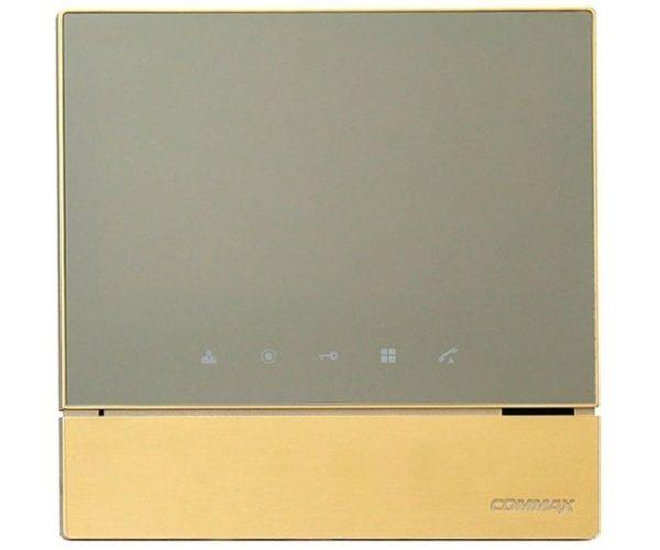 """Commax CDV-70H2 золото 7"""" цветной CVBS видеодомофон"""