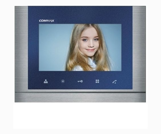 "Commax CDV-70M/XL 7"" цветной CVBS видеодомофон"