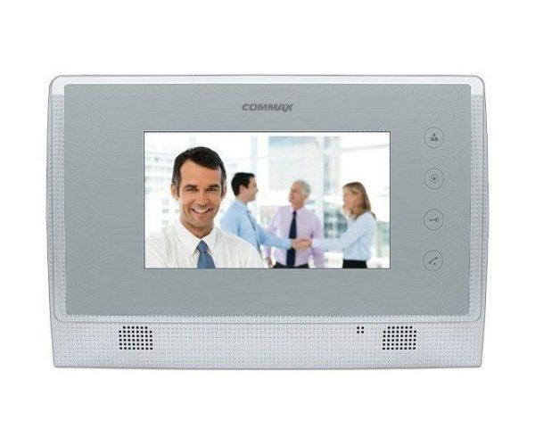 """Commax CDV-70U/XL белый 7"""" цветной CVBS видеодомофон"""