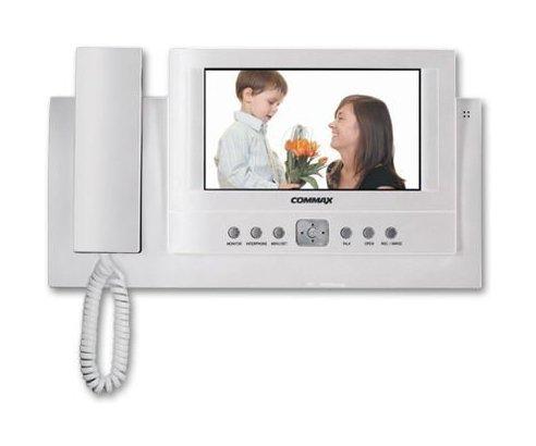 "Commax CDV-71BE 7"" цветной CVBS видеодомофон"