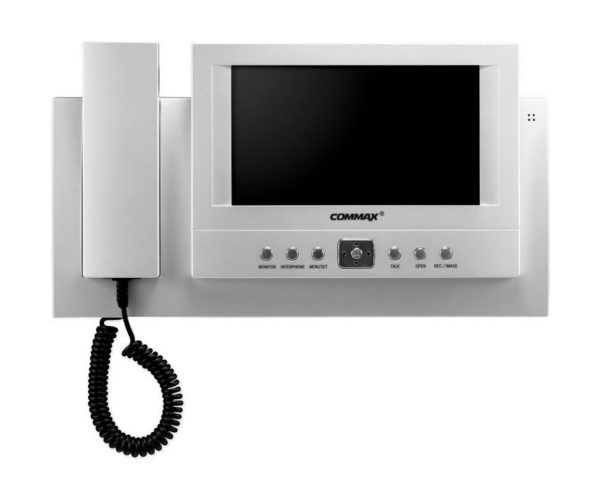 """Commax CDV-71BE/XL 7"""" цветной CVBS видеодомофон"""
